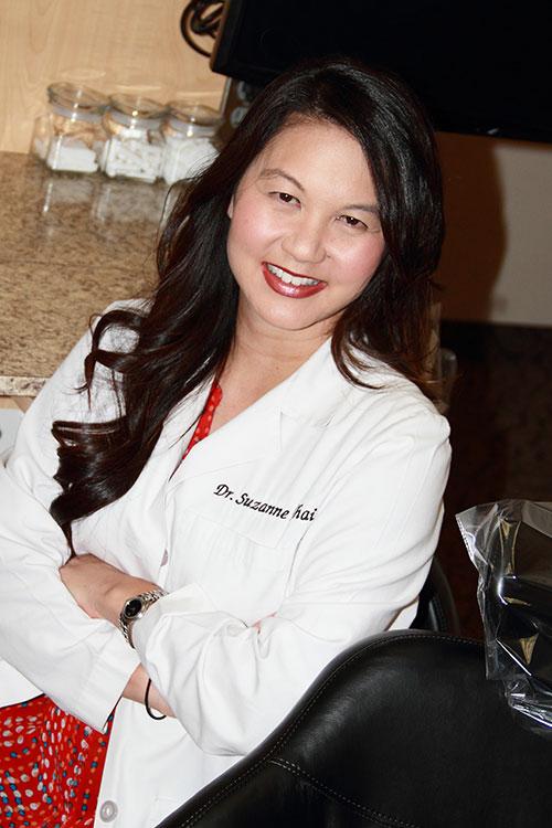 Dr Suzanne Thai DDS - Swisher Dental