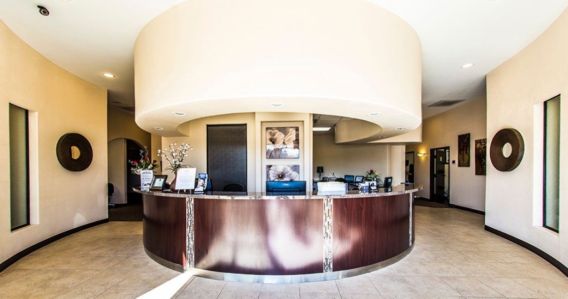 Swisher Dental welcomes you to our modern dentistry office.
